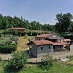 Agriturismo in Lunigiana Castello della Mugazzena in sicurezza
