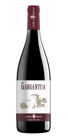 vino rosso gargantua castello mugazzena
